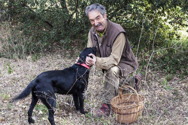 Крістіан і його собака Шушу