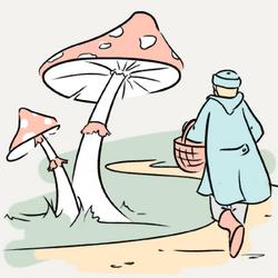 Де в москві можна сібірать гриби