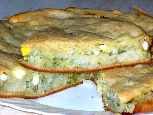 Пиріг з капустою Уно моменто