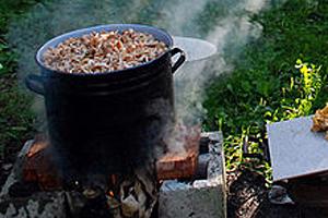 Теплова обробка грибів