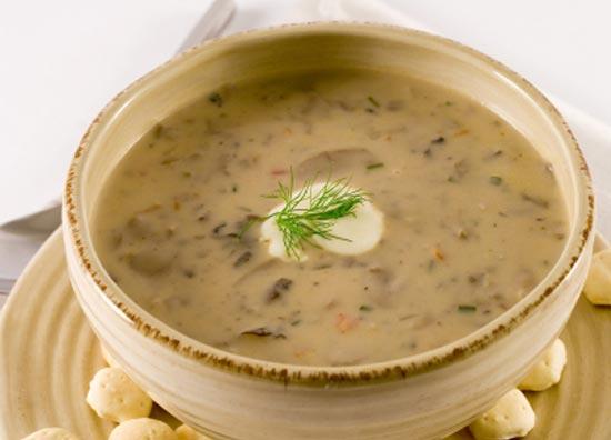 Рецепти страв з грибів з фото
