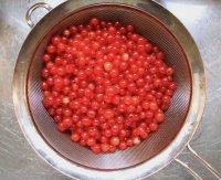 Заготовки із червоної смородини
